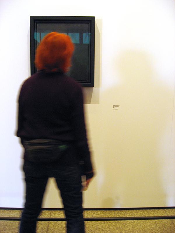 in einem anderen II, 2012, Fotografie